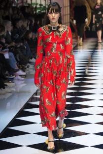 Milan Fashion Week: Dolce & Gabbana Fall 2016 RTW
