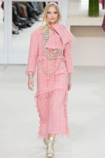 Paris Fashion Week: Chanel Fall 2016 Ready-To-Wear